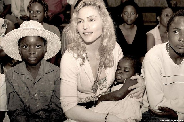 Madonna with Mercy [04.2009]