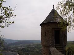 Aussicht am Wehrturm