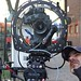 Fitting wireless focus on the Arri SR3 in the MK-V AR Steadicam - Matched by Felix Forrest | www.SteadiOp.com