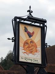 Buckinghamshire Pub Signs