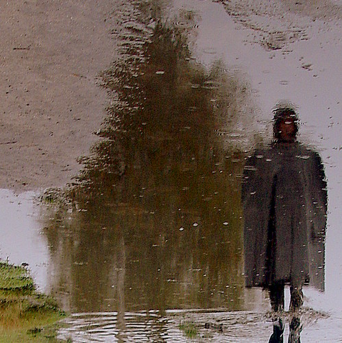 Puddle Portrait