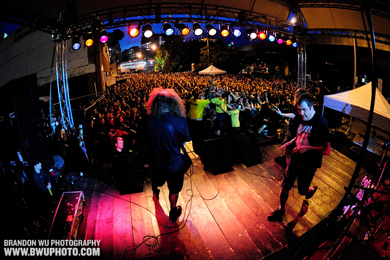 Napalm Death @ Maryland Deathfest VII