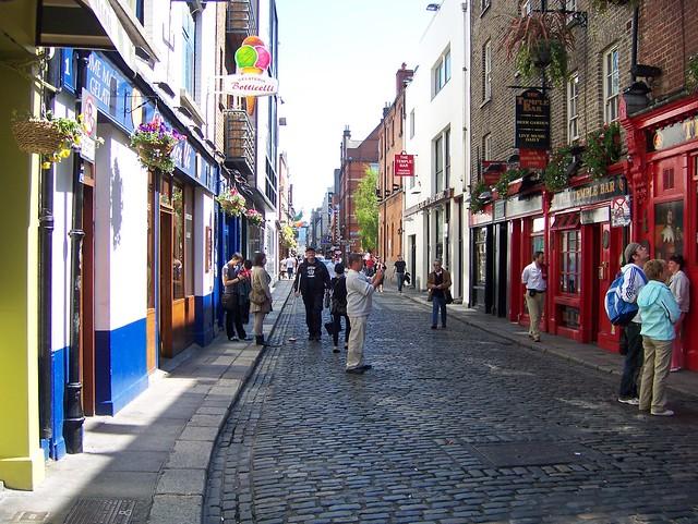 168 - Temple Bar, Dublin
