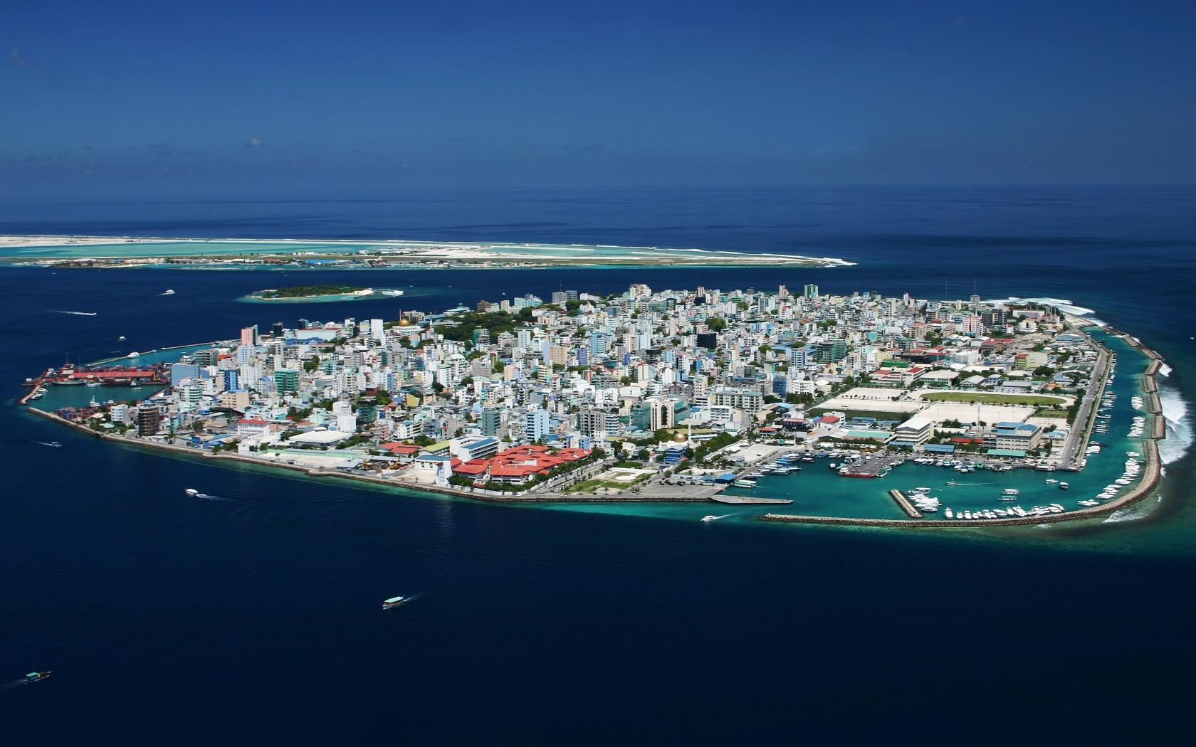 Malé, Malediwy