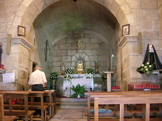 Iglesia de Santo André de Rante