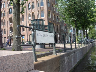 Homomonument アムステルダム 近く の画像. holland netherlands amsterdam sign homomonument