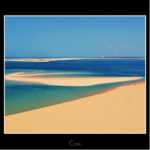 "sea sky landscape sand mare blu cisco mozambico bazarutoisland photographia sirhenryandco ""photographia"""
