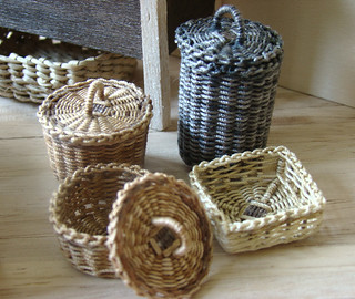 Tiny Baskets