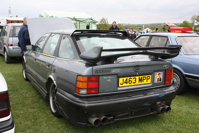1991 ford granada scorpio cosworth 24v flickr photo. Black Bedroom Furniture Sets. Home Design Ideas
