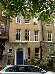 Photo of John Constable blue plaque