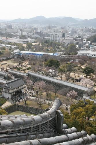 japan himeji himejijō