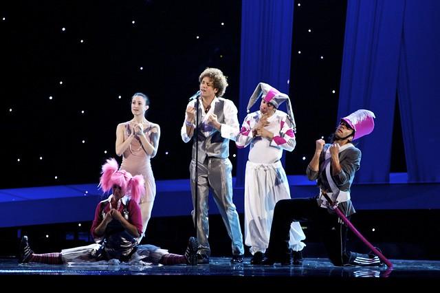 TV-program Eurovision Song contest - tv-program på nrk