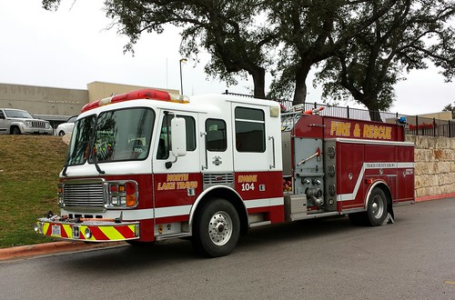 North Lake Travis, TX Fire and Rescue ALF Engine 104