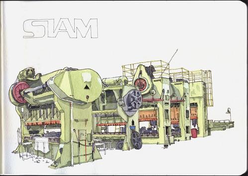 Fabrica SIAM / SIAM Factory: by ftessa