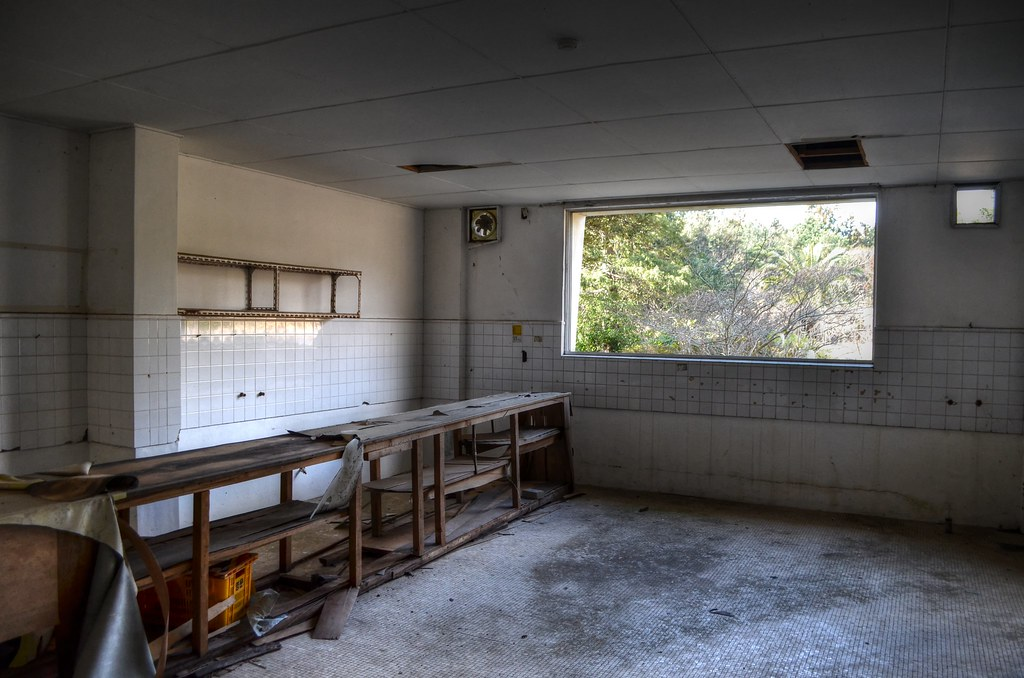 Abandoned School, Jeju, South Korea15