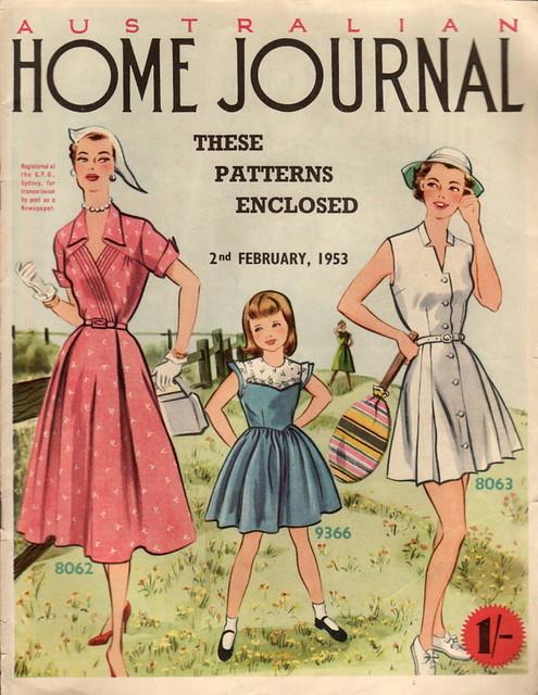 aus home journal 2feb1953