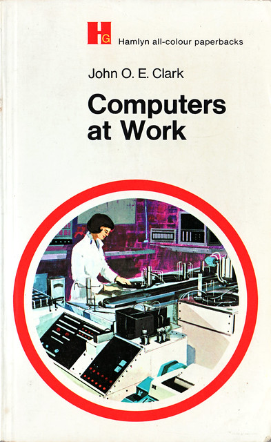 computers at work front cover