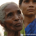 Beautiful Older Indian Woman, Microfinance - West Bengal, India