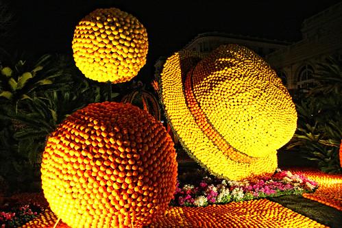 Fete du Citron Menton - Les Jardins de Lumières