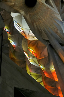Light and Form at La Sagrada Familia