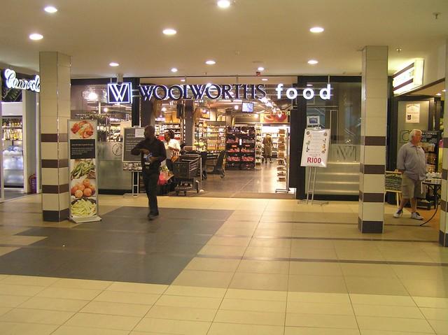 Woolworths food  Benmore Gardens Johannesburg