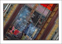 Sri Maha Mariamman Temple, Bangkok. March 2009.