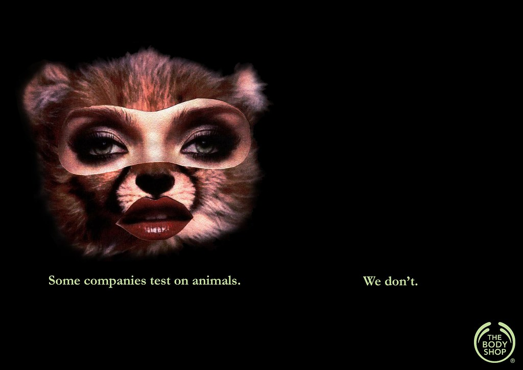 Body Shop Concept Against Animal Testing A Photo On Flickriver