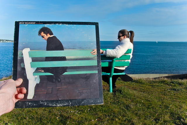 69/365 - Sleeveface with Boz Scaggs