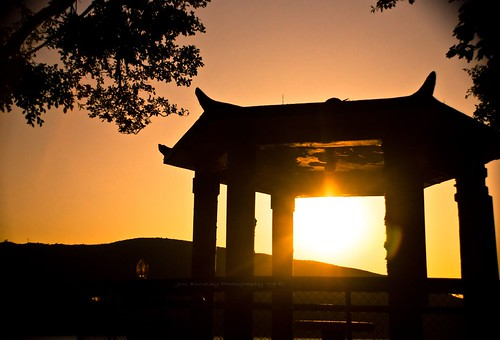 sunset abandoned silhouette hongkong golden interestingness explore pavilion fp frontpage fp8 mawan interestingness24 jonnoj jonbinalay thedesertedpavilion mawantungwanbeach interestingness9hp