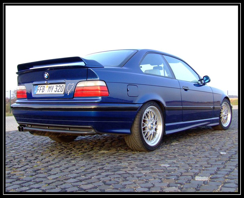 e36 2 avus clubsport 3er bmw e36 coupe tuning. Black Bedroom Furniture Sets. Home Design Ideas