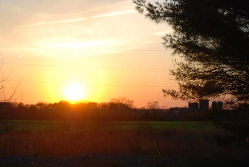 sunset home newcamera