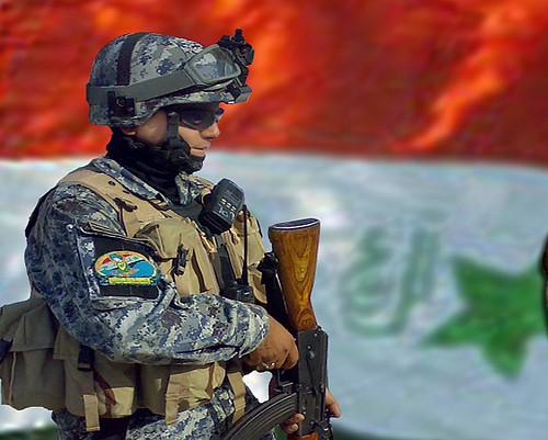 ابطال الشرطة الوطنية العراقية اللواء الثامن الفوج الثالث السرية الاولى ( شارع فلسطين )