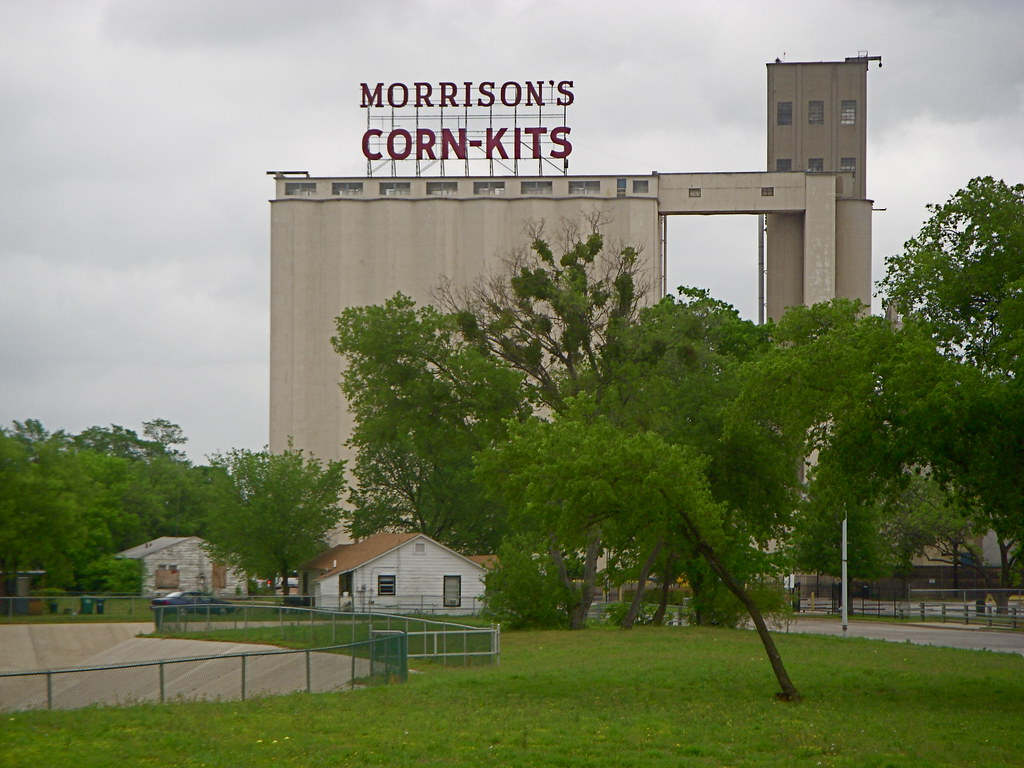 Morrison Milling Company Mill