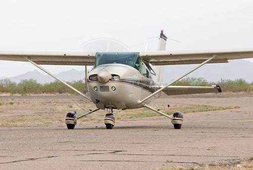 arizona airplane airport nikon aviation sigma coolidge cessna municipal 182 d90 skylane p08 150500mm coolidgemunicipalairport upcoming:event=1812349