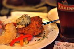 Tandoori Chicken & Kilkenny / @Failte