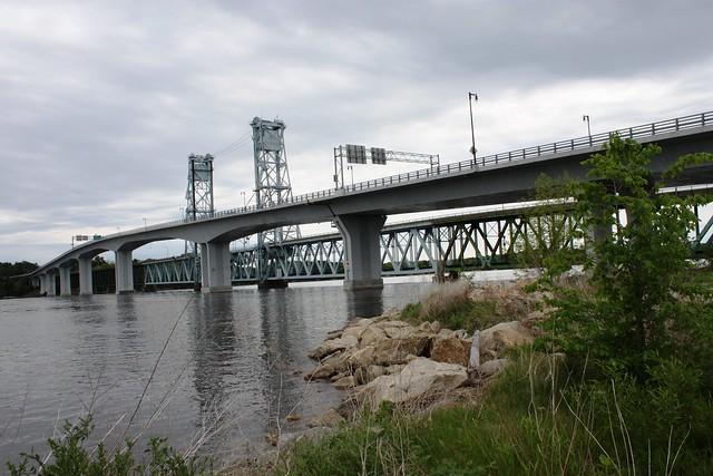 Bridge In Bath Maine Flickr Photo Sharing