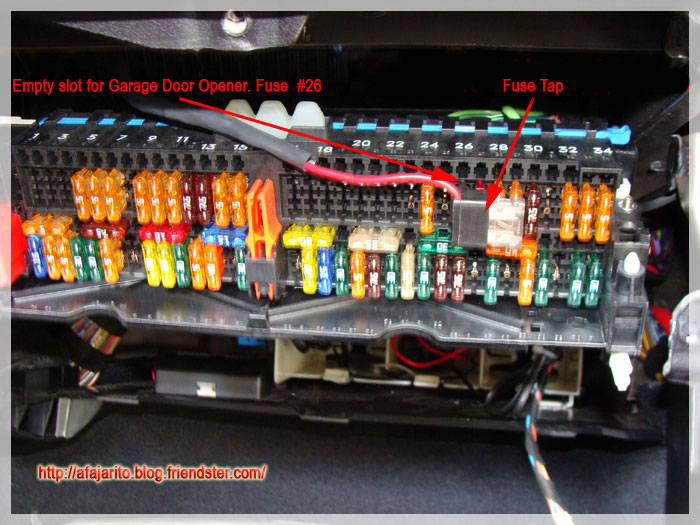 Diy hardwiring v and concealed display to a bmw
