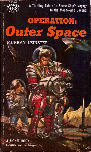 operation outer space