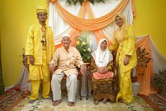 people, temple, yellow, marriage,