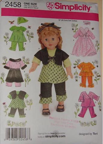 CHINA CLOTHES DOLL PATTERN | Patterns For You