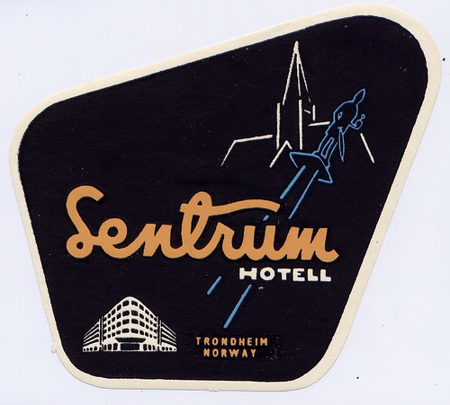 sentrum hotel norway by Millie Motts