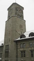 0 009 Turmuhr der Hauptpost St. Gallen