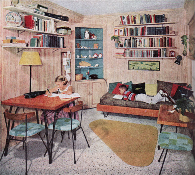 Vintage Study Room: A Gallery On Flickr