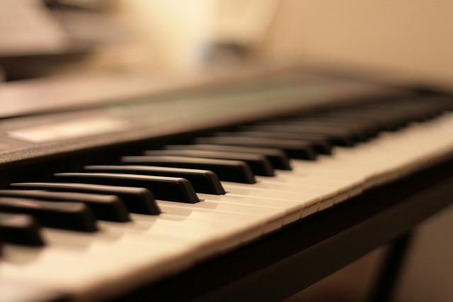 Clavier Du Dx7 Dx7 Keyboard Flickr Photo Sharing