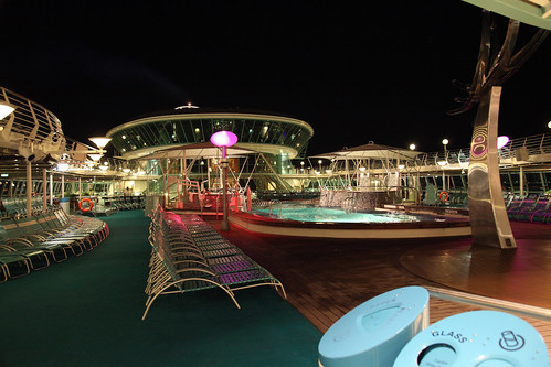 On Board the Vision of the Seas by Light Nomad