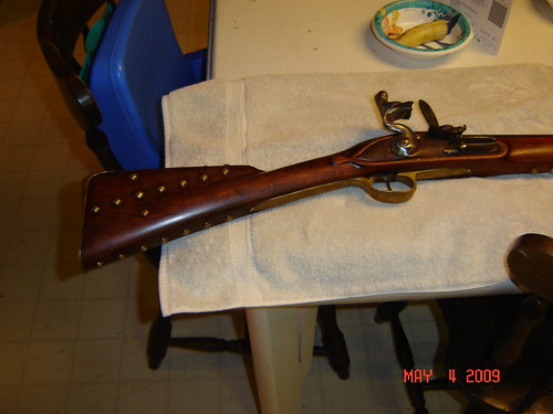 Tacked Brown Bess