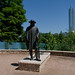 Small photo of Stevie Ray Vaughan Memorial