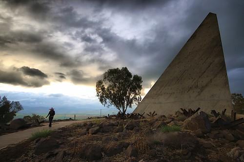 The Dark Side of the Golan