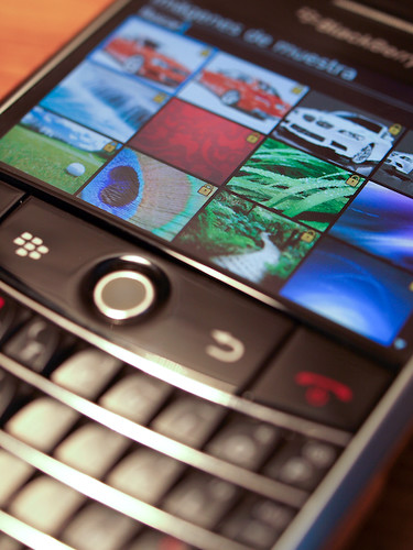 Así es la nueva tienda de apps de BlackBerry