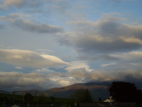 Cumbrian Clouds